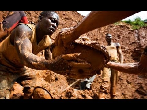 The price of gold: Chinese mining in Ghana documentary   Guardian Investigations