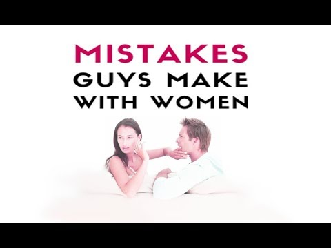 Jordan Peterson: Mistakes Men Make With Women