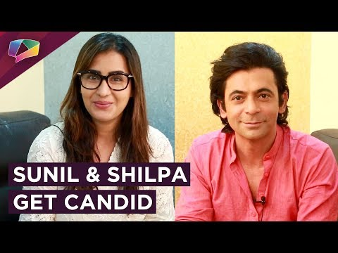 Shilpa Shinde And Sunil Grover's Exclusive Intervi