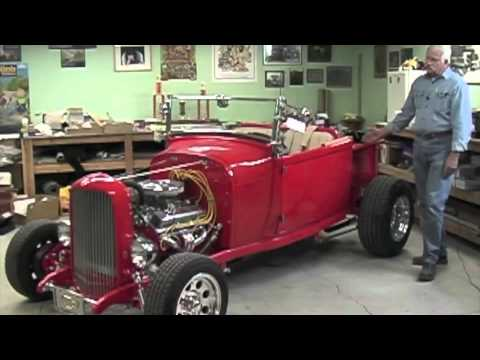 StreetRod 101: Hot Rod Frame & Chassis Construction