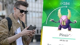 Catching Shiny Pokemon In Pokemon GO!!? by Unlisted Leaf
