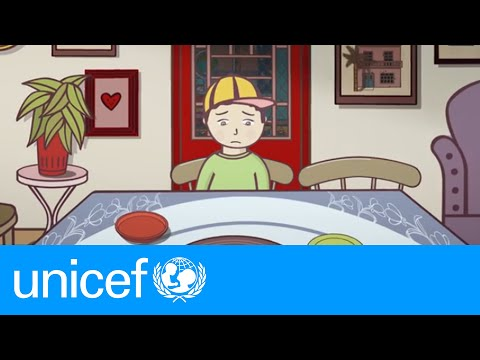 Cuentos sin hadas: Mustafa sale a caminar | UNICEF