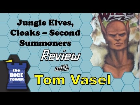 Tom - Tom Vasel takes a look at the second summoners for two factions for Summoner Wars Buy great games at http://www.coolstuffinc.com Find more reviews and videos...