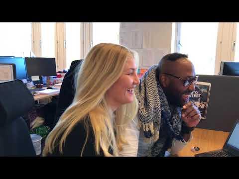 Johanna Jintoft - Communications intern at ASSA ABLOY