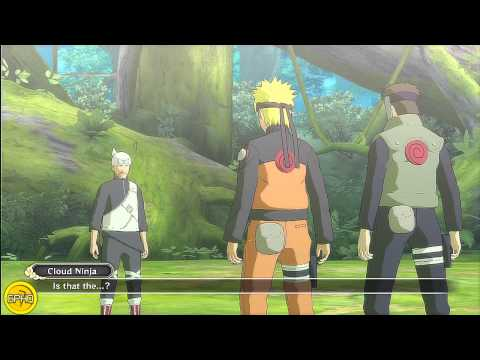 Naruto Shippuden Ultimate Ninja Storm 3 Playthrough (part 8)