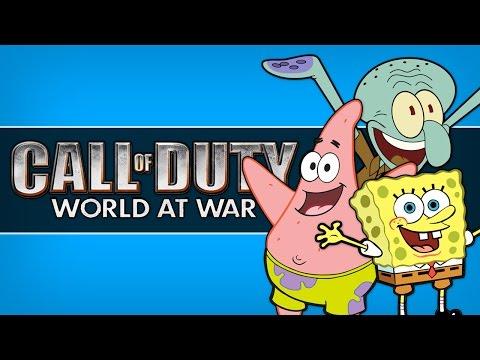 Bikini Bottom! – Call Of Duty: World At War Zombies! (Custom Maps ...