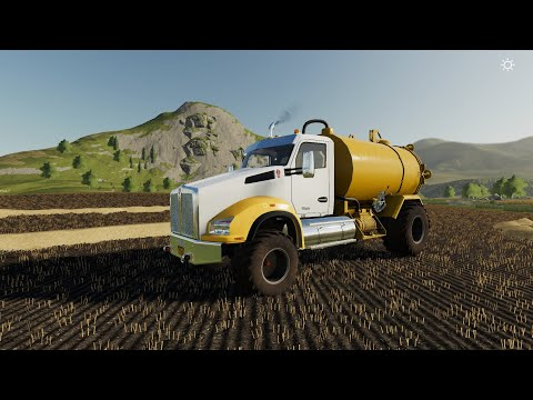 T880 Slurry Spreader v1.0