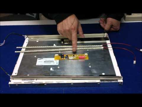LTM170EU-L01, How to Install LED Backlight