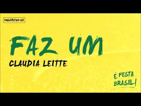 Claudia Leitte | Faz Um (É Festa Brasil) (видео)