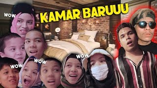 Video KAMAR BARU THARIQ! REAKSI ANAK-ANAK GEN HALILINTAR #PART2 MP3, 3GP, MP4, WEBM, AVI, FLV September 2019