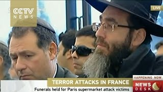 Givat Yoav Israel  city images : Funerals held for Paris supermarket attack victims in Israel