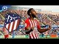 Thomas Lemar frappe fort avec l'Atlético de Madrid | Revue de presse