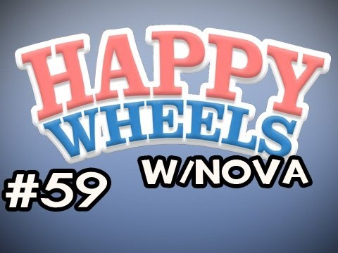 Happy Wheels w/Nova Ep.59 - All Stars DELUXE Anal Part 2 Video