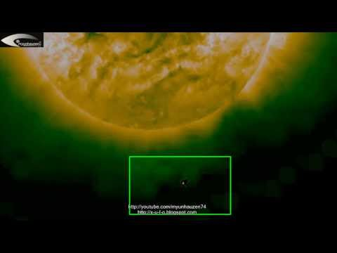 Solar UFOs, Anomalies and Aliens – Review for March 6, 2014