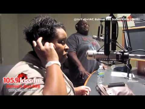 Lavell Crawford And Dominique of the TJMS Talk Worst Jobs