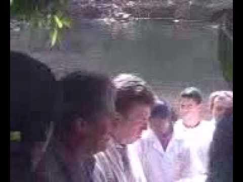 Culto de Batismo da Assembleia de Deus em Ivolândia - GO / Parte 2