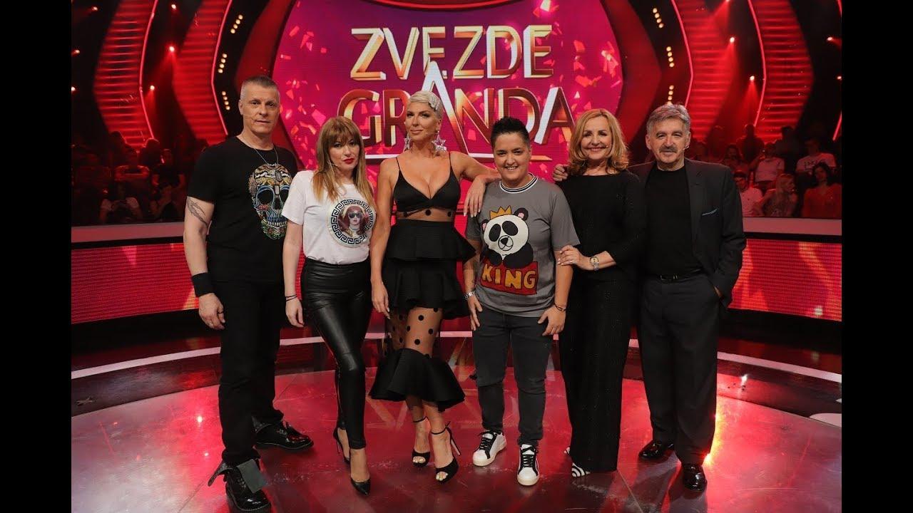 NOVE ZVEZDE GRANDA 2019: Trideset deveta emisija – 15. 06. – polufinale – najava