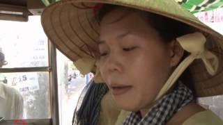 박우성 Park Woo Sung 29 Am Thuc Duong Pho Sai Gon [Vietnam Street Food]