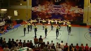 Royal Dancers - Deutschland-Cup Formationen 2014