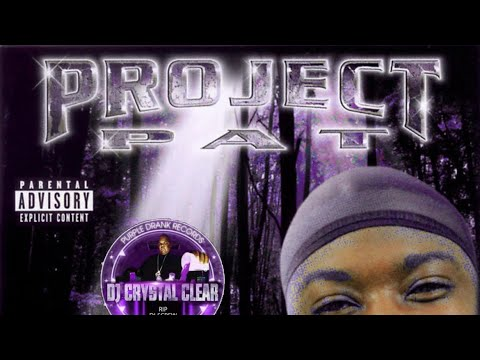 Project Pat - Chickenhead Slowed & Chopped By Dj Crystal Clear