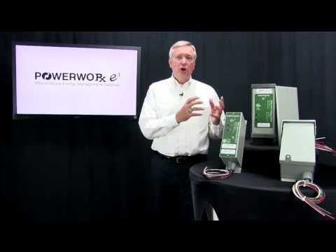 PowerwoRx e3 Whole Home Energy Management Solution