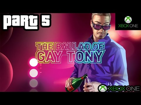 Grand Theft Auto: The Ballad of Gay Tony Walkthrough Part 5 Xbox One S Gameplay No Commentary