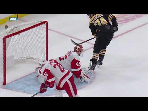 Video: Detroit Red Wings vs Boston Bruins | NHL | OCT-13-2018 | 19:00 EST