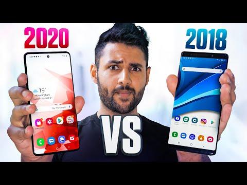 Can a Cheap 2020 Smartphone beat a 2018 Flagship?