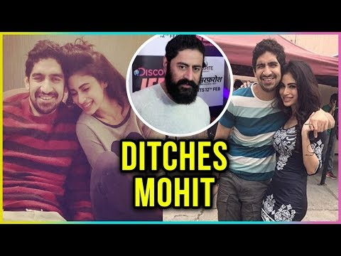 Mouni Roy DITCHES Mohit Raina For This Bollywood D