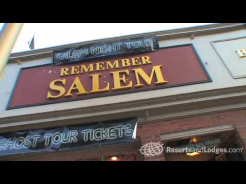 salem (massachusetts), the haunted city...