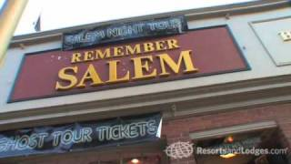 Salem (NH) United States  city photos gallery : Salem Massachusetts - Destination Video - Travel Guide