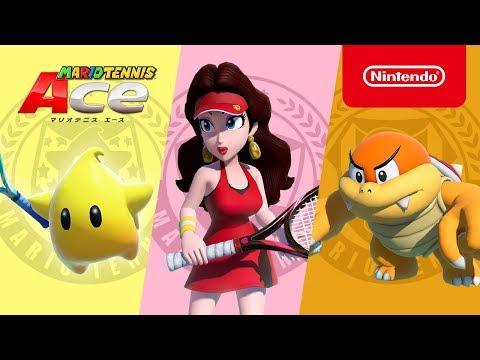 Trailer Pauline, Luma et Boum Boum de Mario Tennis Aces