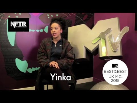 NFTR x MTV 2015 Biggest Moments – Yinka