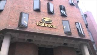 Gatineau (QC) Canada  City pictures : Gatineau - Canada - Petite balade - 2013