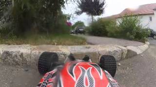 RC Buggy Bashing - Conrad Jubiläums Buggy 4x4 Mit GoPro 2&2 LiPo Power An Bord