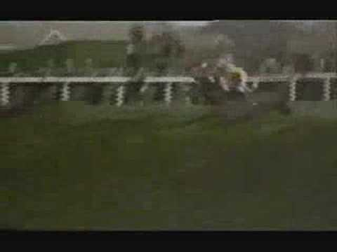 aintree - red rum winning the 1973 national poor crisp just couldn't hang on at the end just ran out of steam and was walking home in the end still you can't take it a...