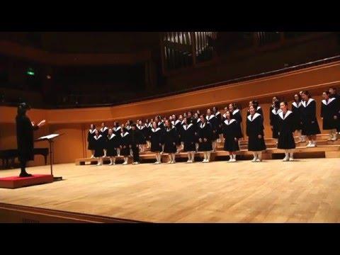 春日井市立西部中学校   合唱