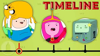 Video The Complete Adventure Time Timeline | Channel Frederator MP3, 3GP, MP4, WEBM, AVI, FLV Juni 2019