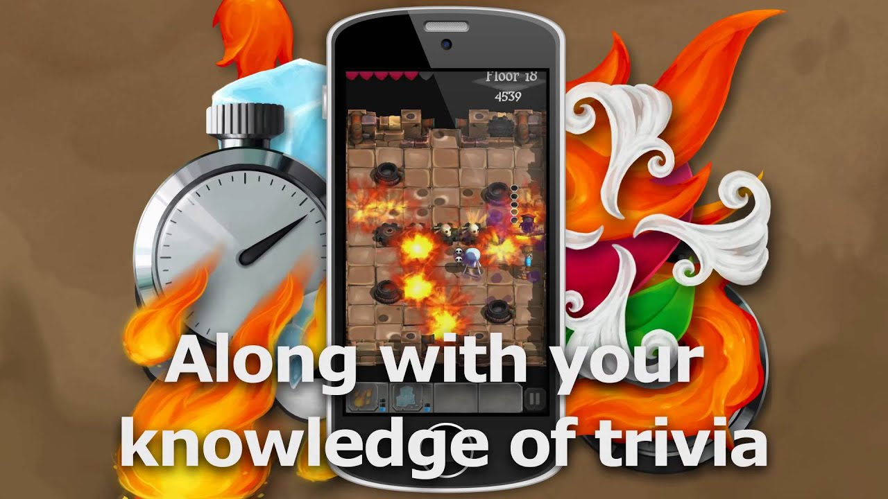 FINALLY Quiz Apps and Dungeon Crawling Become One in 'Dungenious', Launching this Thursday