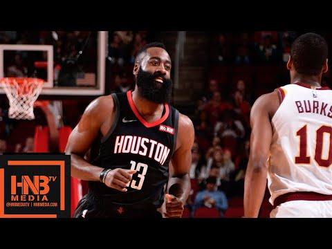 Houston Rockets vs Cleveland Cavaliers Full Game Highlights | 01/11/2019 NBA Season