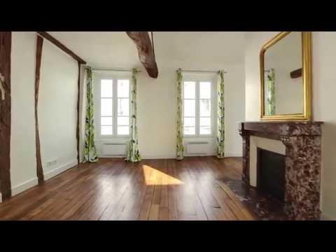 Paris 16ème - Rue d'Auteuil - Vente - Appartement - 5 pièces - 112 m²