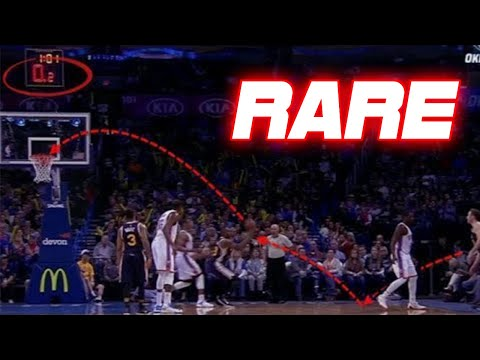 Rare Shots/Moments in Basketball Compilation - Thời lượng: 7 phút, 36 giây.