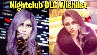 My GTA Online Nightclub DLC Wishlist