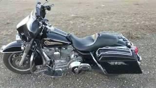 8. 1996 Harley Davidson FLHT Electra Glide Touring