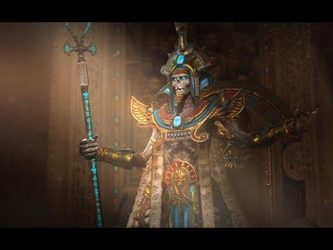 Total War: Warhammer 2 #02 - Сс'ильдра Тор (Изгнанники Нехека)