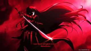 Video 【MeloDelta】 Liar Mask (English Cover) [Akame ga Kill! OP 2 - TV Size] MP3, 3GP, MP4, WEBM, AVI, FLV Juni 2018