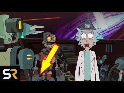 Rick And Morty Season 4 Episode 2 Recap: 10 Things Everyone Missed