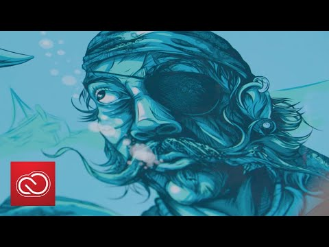 Adobe Illustrator Draw With IPad Pro & Apple Pencil | Adobe Creative Cloud
