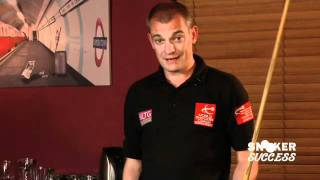 The Snooker Cue Action - World Snooker Coach Lessons
