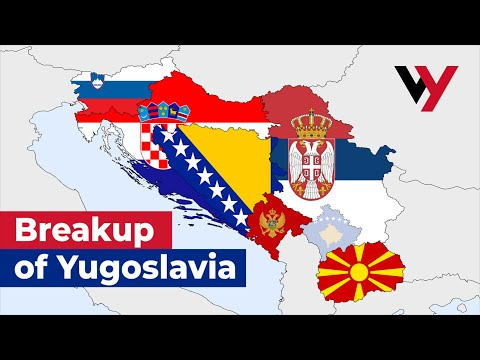 The Breakup of Yugoslavia